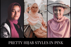 Styling Pink Hijabs 17 Ways to Wear a Pink Colored Hijab