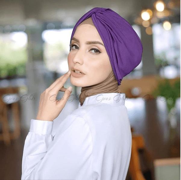 sikh-turban-hijab Latest Turban Hijab Styles-29 Ways to Wear Turban Hijab