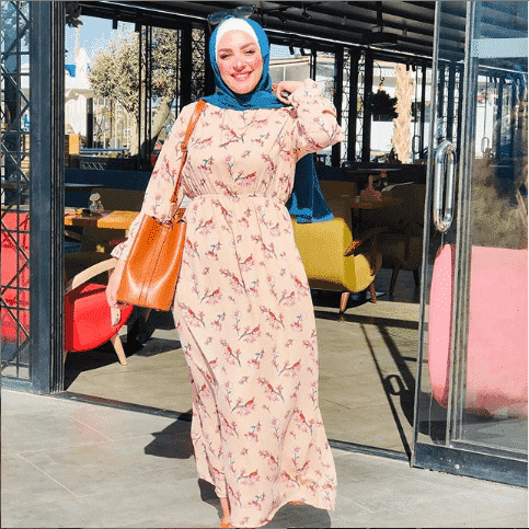 sun-dress-and-hijab Casual Hijab Outfits – 32 Best Ways to Wear Hijab Casually