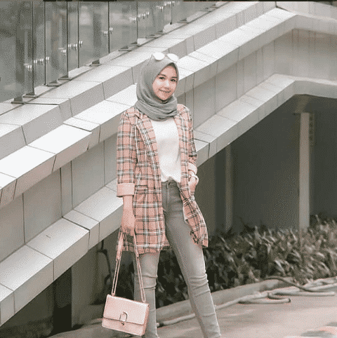 teenage-girls-hijab-outfit Casual Hijab Outfits–33 Ways to Wear Hijab Casually