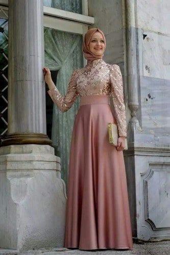 wh16-333x500 Wedding Hijab Styles - 20 Simple Bridal Hijab Tutorials