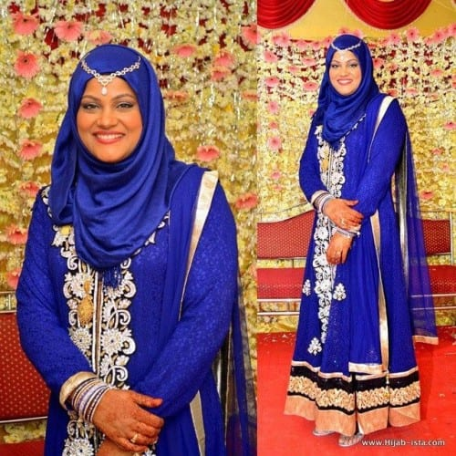 wh18-500x500 Wedding Hijab Styles - 20 Simple Bridal Hijab Tutorials