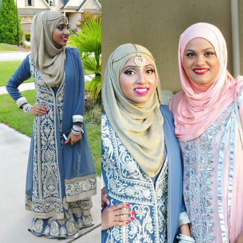 wh20-500x500 Wedding Hijab Styles - 20 Simple Bridal Hijab Tutorials