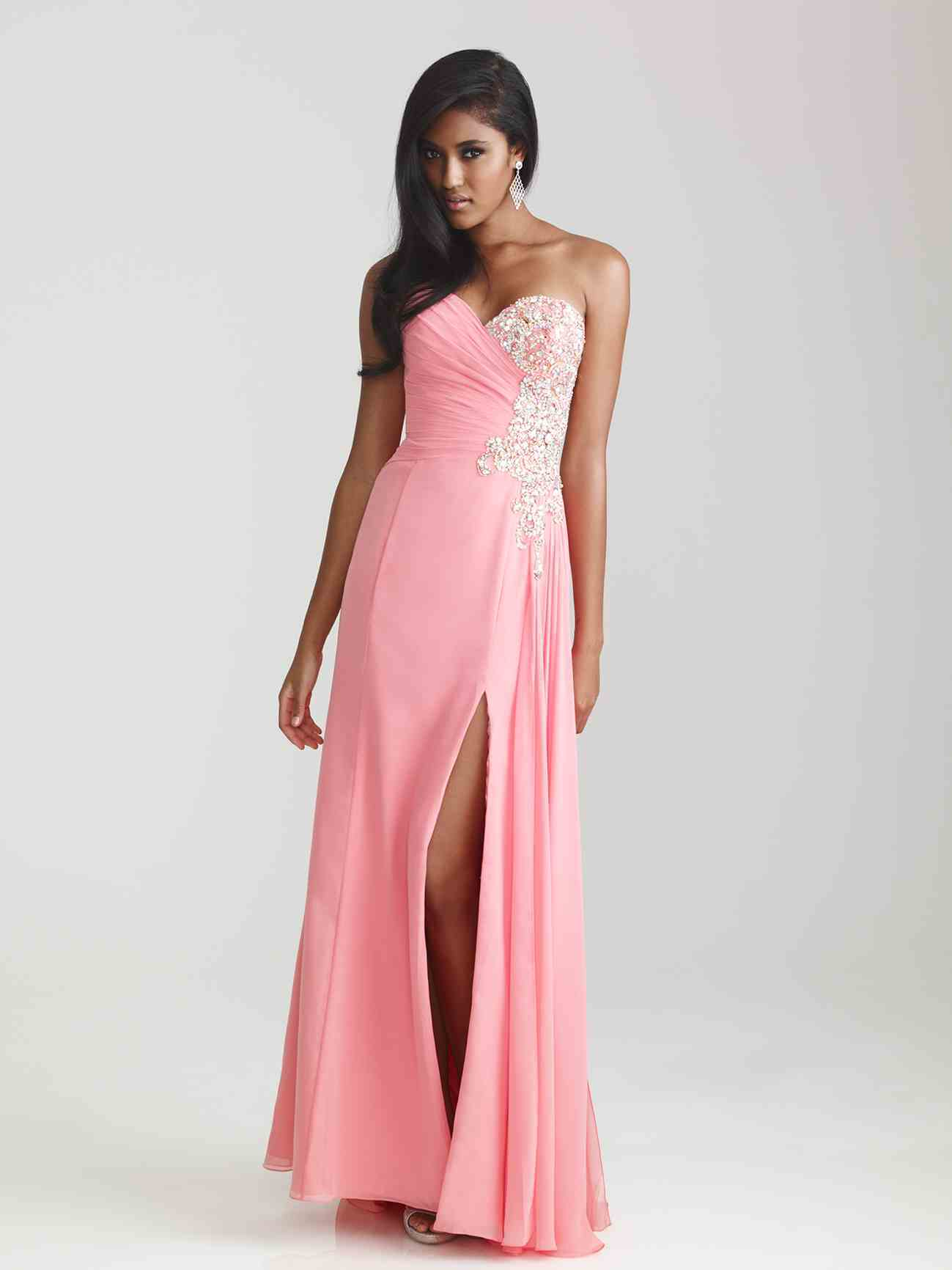 110 Black Girls Prom Outfits-20 Ideas What to Wear for Prom