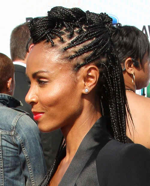 30 Best Braids With Shaved Hairstyles For Women To Copy Now