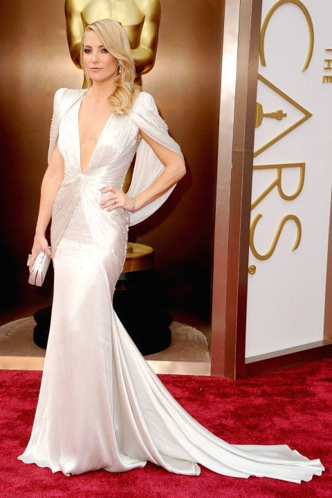 54bd3278baca5_-_hbz-oscars-2014-kate-hudson 20 Ways to Wear All White Outfits Like Celebrities this Year