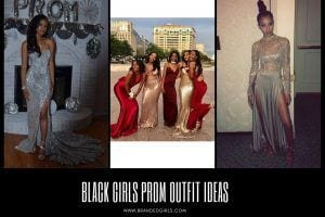 Black Girls Prom Outfit Ideas