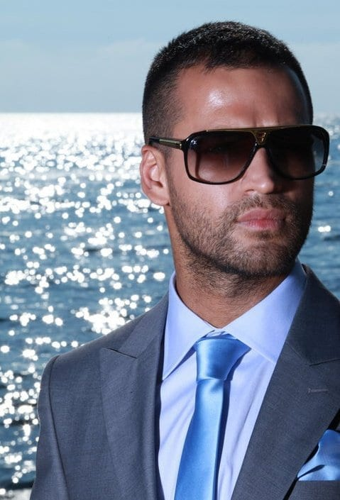 Handsome-Arab-man-WIssam-hanna 10 Most Handsome Arab Men in the World - Hottest Arab Guys