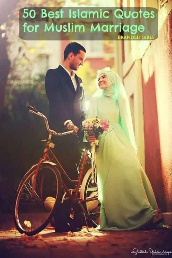THE-BEST-QURANIC-QUOTES-FOR-MARRIGES 50 Best Islamic Quotes for Muslim Marriage Wedding Cards