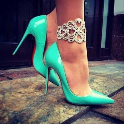 ankle-bracelet-7-500x498 24 Latest Ankle chains Fashion and Ideas to Wear Foot Anklets