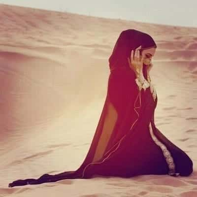 dp10 Cute DPs of Islamic Girls - 30 Best Muslim Girls Profile Pics
