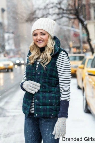 howtowearapuffervest4-334x500 Outfits with Puffer Vest-20 Ways to Wear Puffer Vest Fashionably