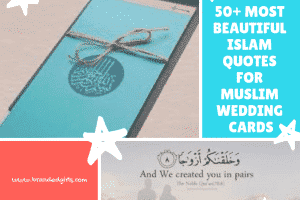 islamic quotes for muslim wedding cards