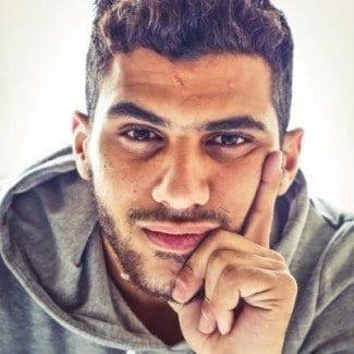 mohammadzeyara-e1436132085618 20 Most Handsome Arab Men in the World - Hottest Arab Guys