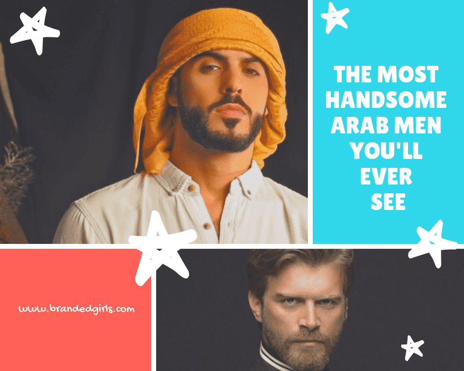 20 Most Handsome Arab Men in the World - Hottest Arab Guys