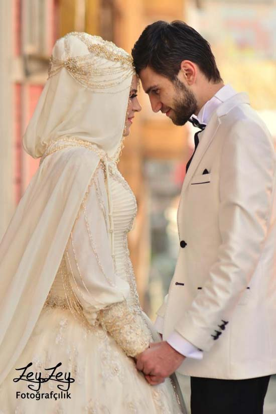 muslim-couple 50 Best Islamic Quotes for Muslim Marriage Wedding Cards