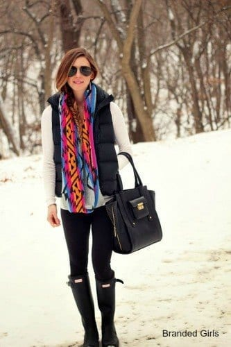 pl-333x500 Outfits with Puffer Vest-20 Ways to Wear Puffer Vest Fashionably