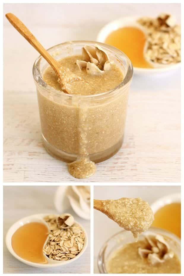 scrub 5 Great Natural Beauty Remedies Using Honey