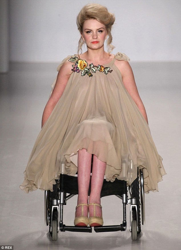 1 Top 10 Disabled Female Models From World You Must Know