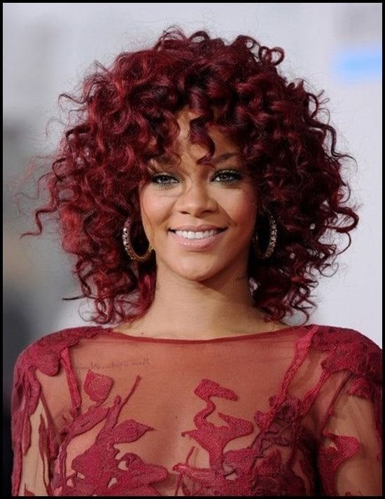 112 25 Cute Short Curly Hairstyles for Black Women These Days