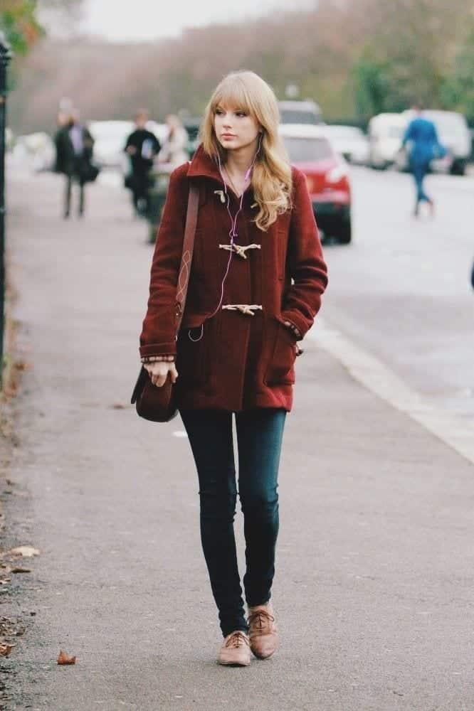 Taylor Swift Fashion \u2013 25 Cutest Taylor Swift Outfits to