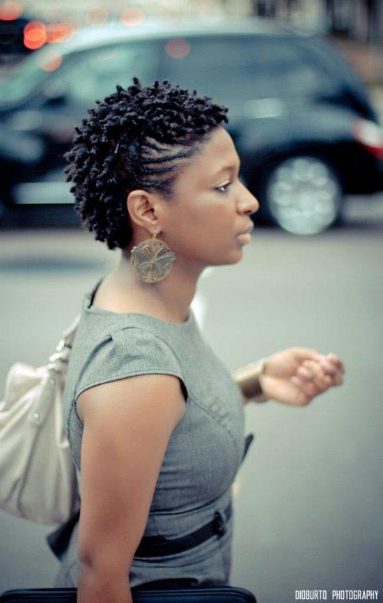 141 25 Cute Short Curly Hairstyles for Black Women These Days