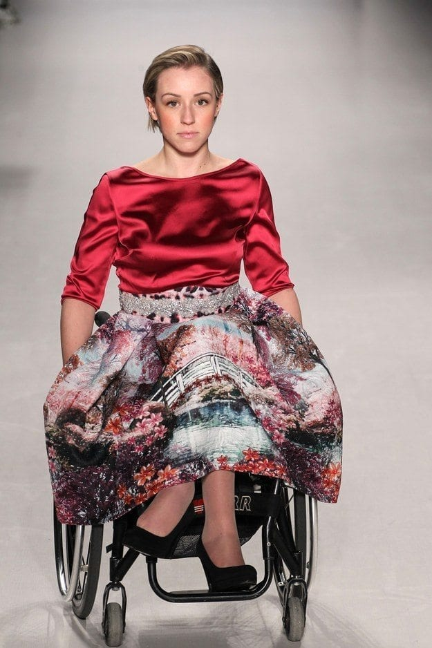 2 Top 10 Disabled Female Models From World You Must Know