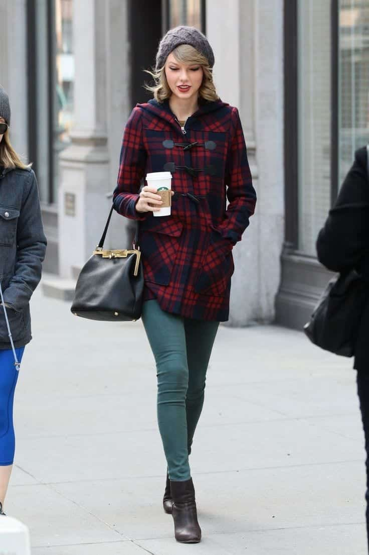 24d25eb8ae9e743d2a8cf3c031141365 Taylor Swift Fashion - 25 Cutest Taylor Swift Outfits to Copy This Year