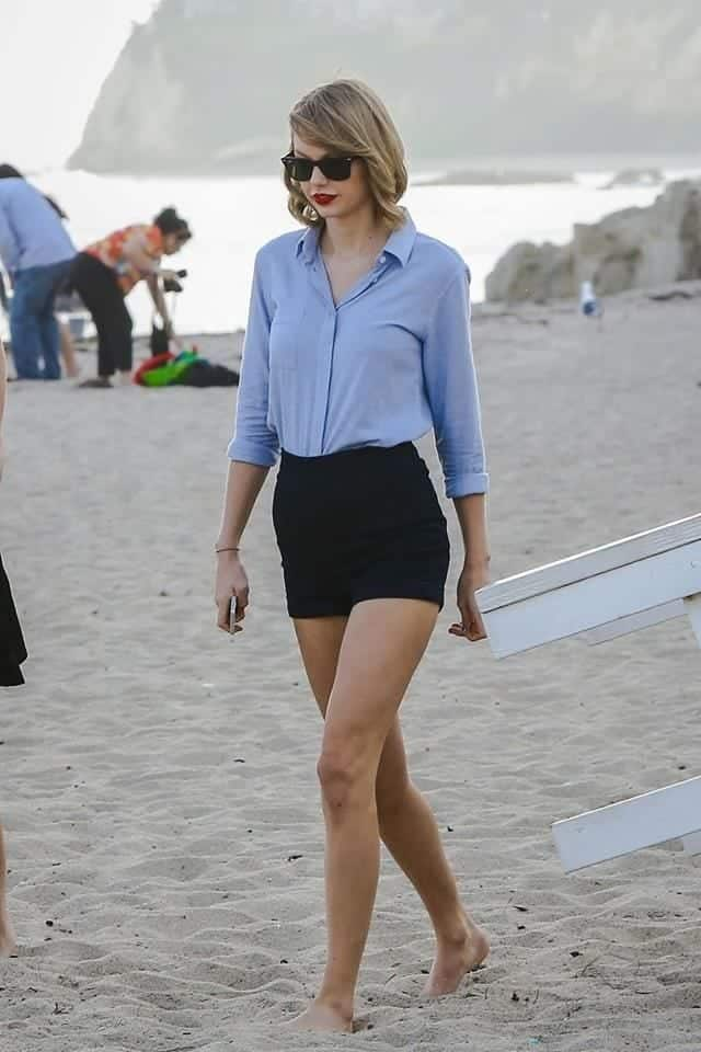 26bcd090113258fbdce2a09e3a355e15 Taylor Swift Fashion - 25 Cutest Taylor Swift Outfits to Copy This Year