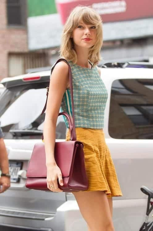 83d00c515a4275e8361aeb19c0b9750e Taylor Swift Fashion - 25 Cutest Taylor Swift Outfits to Copy This Year