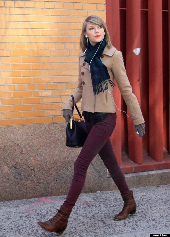 93db3f6aee3e74e34b5a36f3c283f45d Taylor Swift Fashion - 25 Cutest Taylor Swift Outfits to Copy This Year