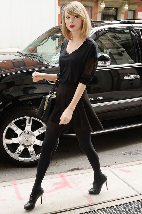 9908ad1116a5c112c556b628bd7a45a7 Taylor Swift Fashion - 25 Cutest Taylor Swift Outfits to Copy This Year