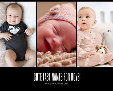 Cute Last Names for Boys (6)