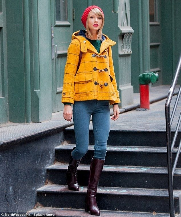 a599f54a4c03e2ed49f3daf079ea25d1 Taylor Swift Fashion - 25 Cutest Taylor Swift Outfits to Copy This Year