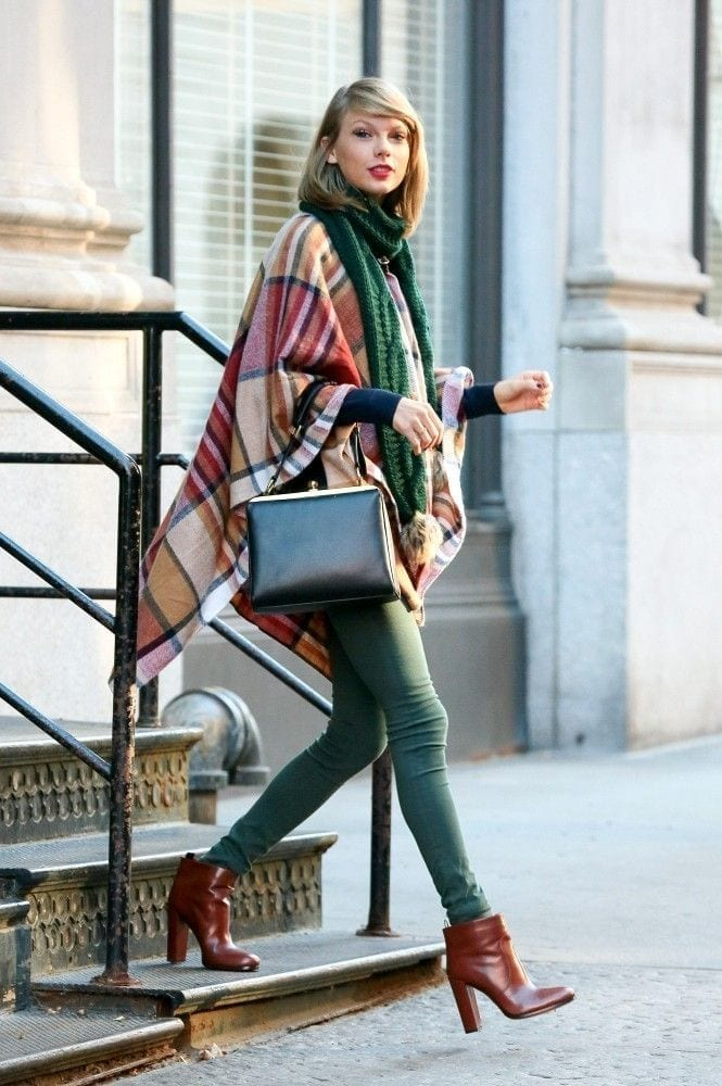 d2cb470fd454ac2f7a5d5562ce91b128 Taylor Swift Fashion - 25 Cutest Taylor Swift Outfits to Copy This Year