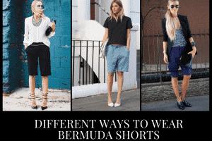 20 Ideas On How to Wear Bermuda Shorts Everywhere