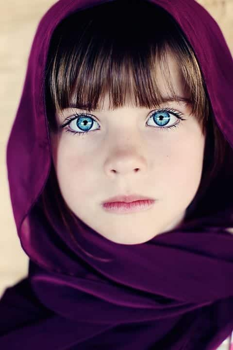 mgh111 30 Cute Pictures of Baby Girls In Hijab will Melt your heart