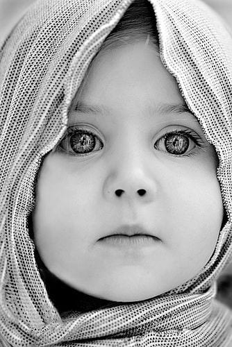 mgh12 30 Cute Pictures of Baby Girls In Hijab will Melt your heart