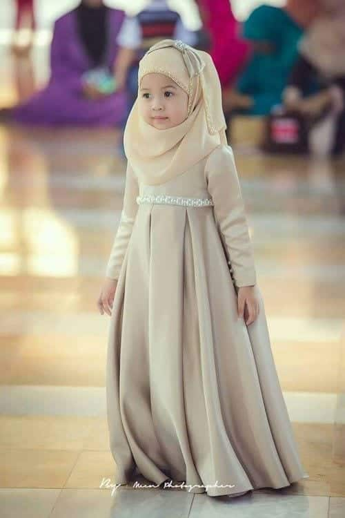 mgh20 30 Cute Pictures of Baby Girls In Hijab will Melt your heart