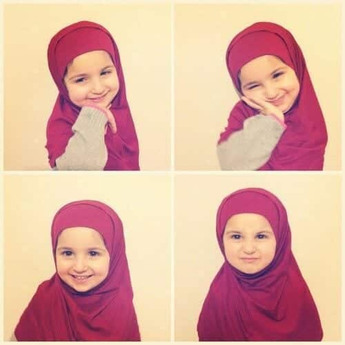 mgh23 30 Cute Pictures of Baby Girls In Hijab will Melt your heart