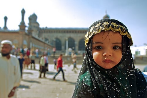 mgh24 30 Cute Pictures of Baby Girls In Hijab will Melt your heart
