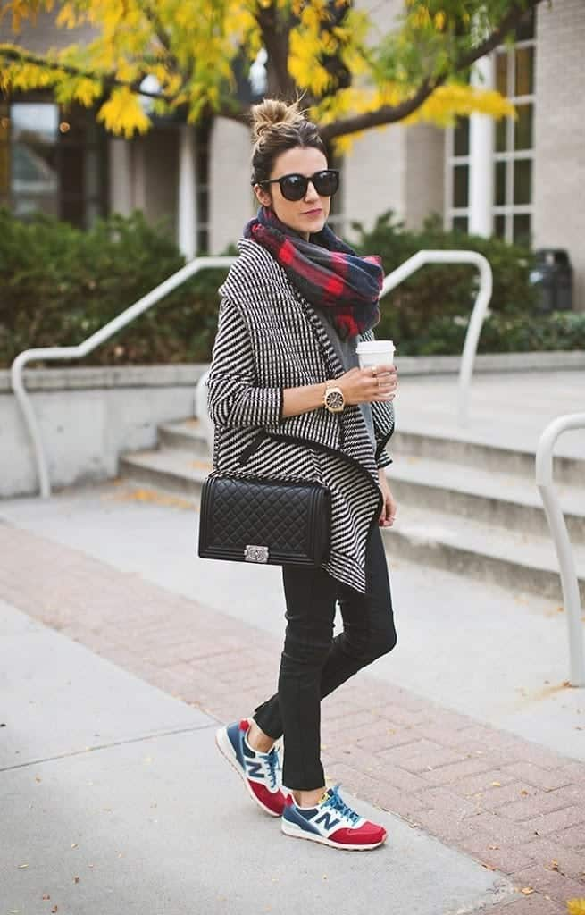 plaid-655x1024 Girls plaid outfits Ideas-20 Ways to Wear Plaid this Season