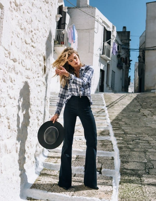 plaid12 Girls plaid outfits Ideas-20 Ways to Wear Plaid this Season
