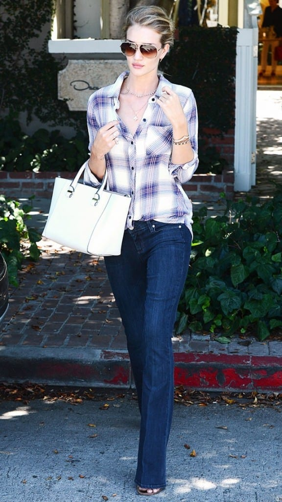 plaid16-576x1024 Girls plaid outfits Ideas-20 Ways to Wear Plaid this Season