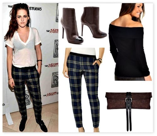 plaid18 Girls plaid outfits Ideas-20 Ways to Wear Plaid this Season