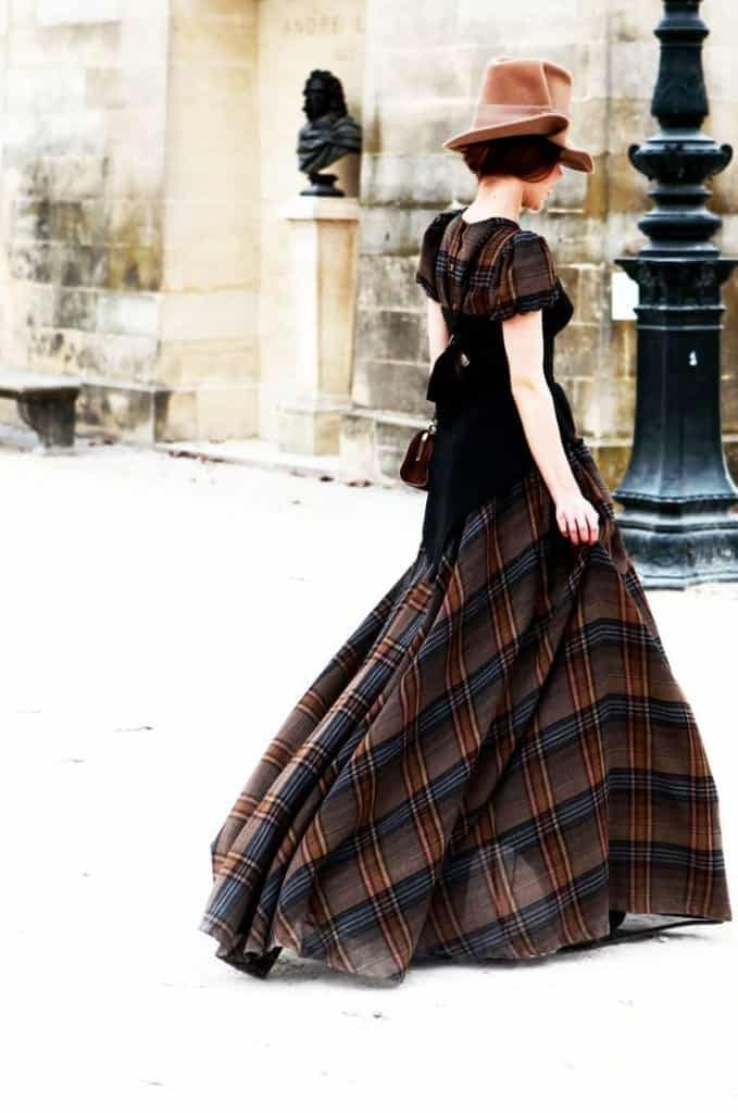 plaid8-679x1024 Girls plaid outfits Ideas-20 Ways to Wear Plaid this Season