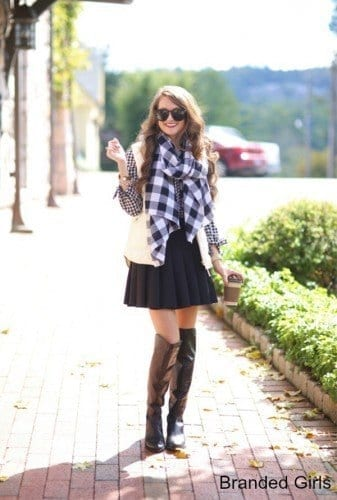 puffy-vest-outfits-ideas0081-337x500 Outfits with Puffer Vest-20 Ways to Wear Puffer Vest Fashionably