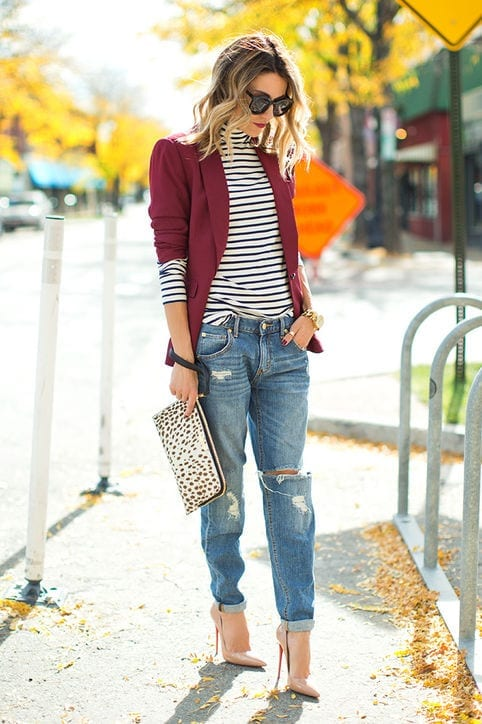 tn11 How to Wear Turtle Neck Sweater? 24 Cute Outfit Ideas