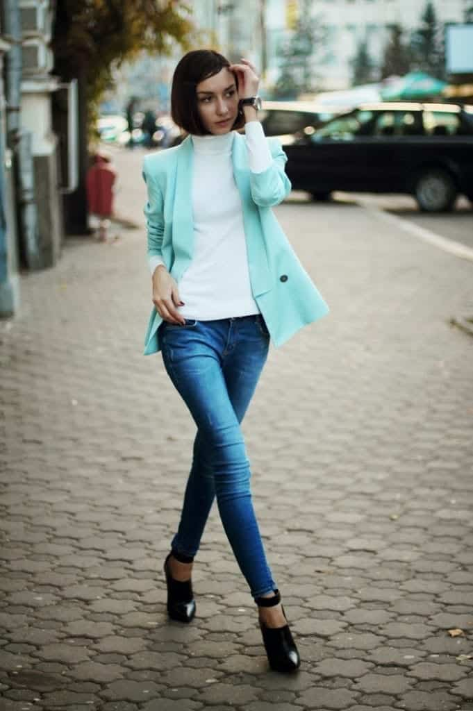 tn15-681x1024 How to Wear Turtle Neck Sweater? 24 Cute Outfit Ideas