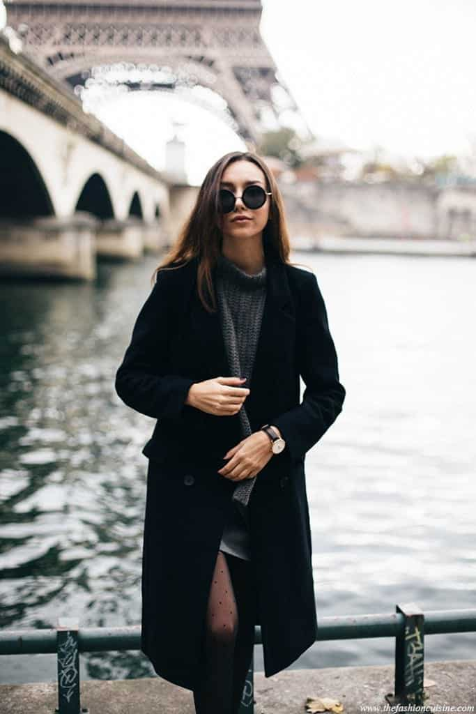 tn18-683x1024 How to Wear Turtle Neck Sweater? 24 Cute Outfit Ideas